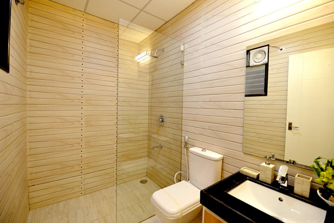 Aangan prime villas in jaipur for Washroom ideas