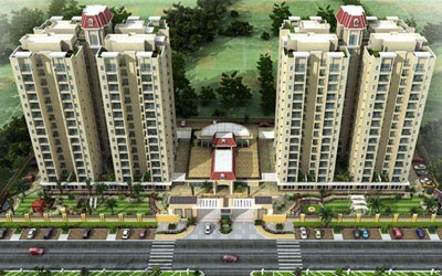 Manglam Aroma | 2/3/4 BHK Flat at Patrakar Colony