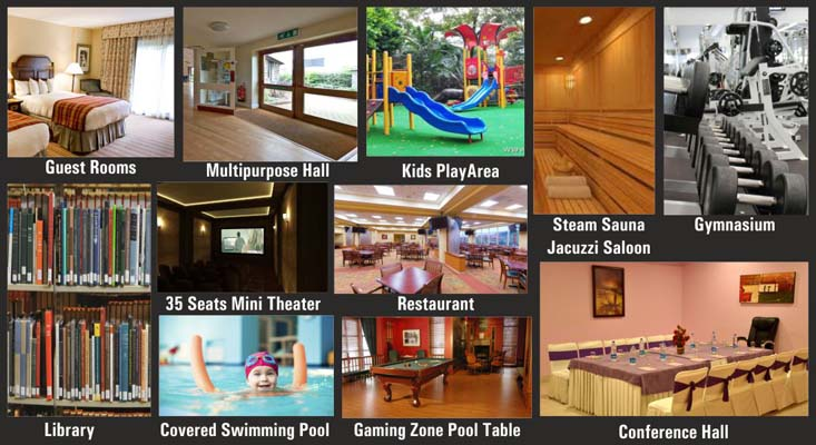 Fun Square Mall - Amenities