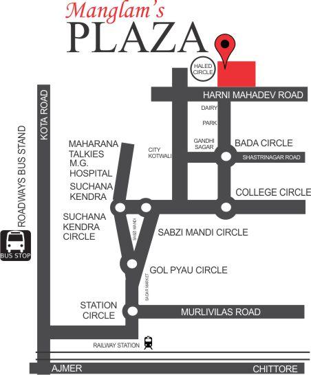 Manglam Plaza