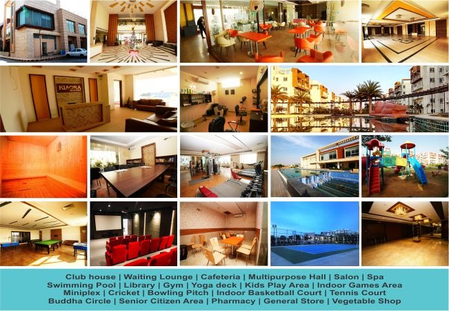 Manglam Aananda, flats in jaipur Amenities