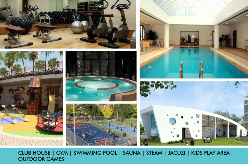 Amenities Arpan The Villas in Jaipur | Manglan Group