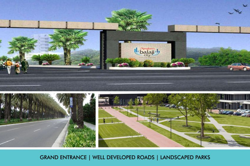 Amenities Manglam Balaji City