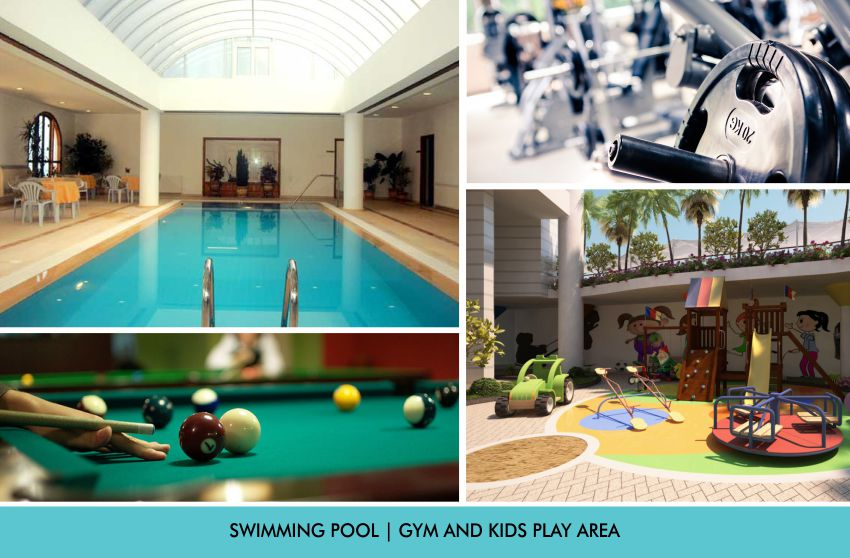 AMENITIES Manglam Greens Bikaner