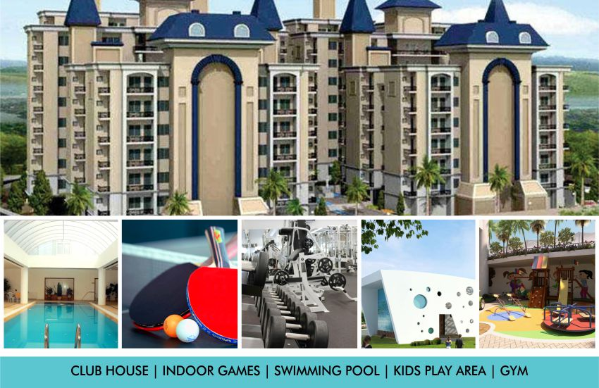 Amenities Manglam Residency Flats in Udaipur