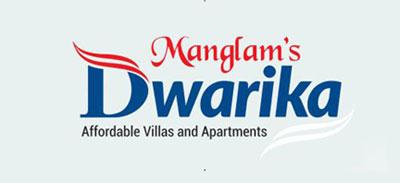 Manglam's Dwarika logo