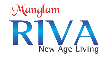 Manglam Riva Senior Citizens flats in jaipur logo