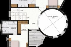 3BHK-First-floor-plan