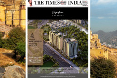 Times Of India Ad