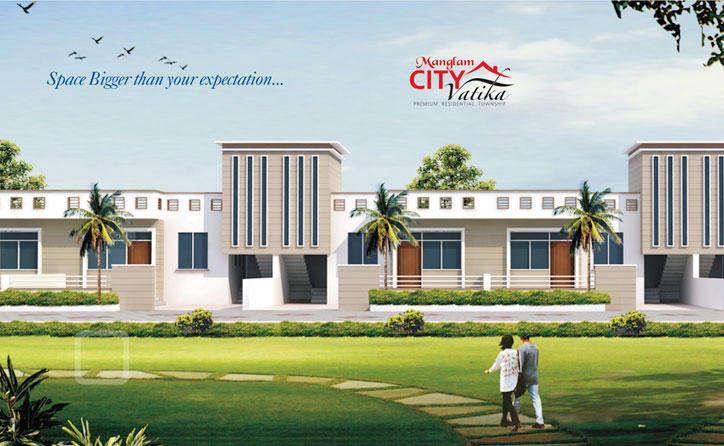 Manglam City Vatika Jaipur