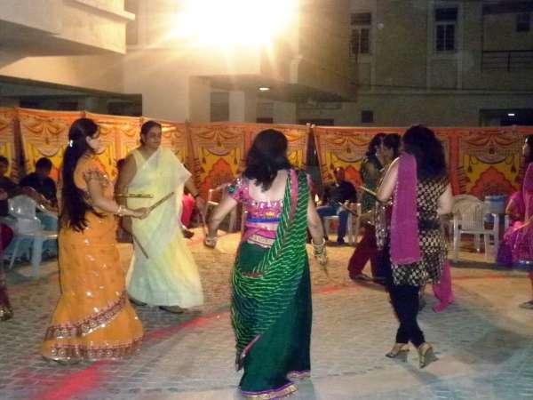 2012-Dandiya Event Manglam Residency, Udaipur