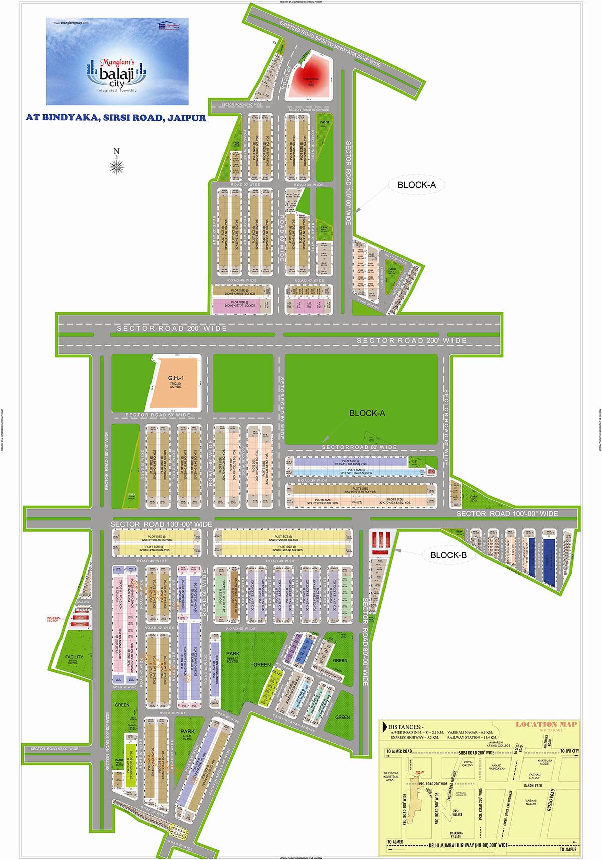 Manglam Balaji City