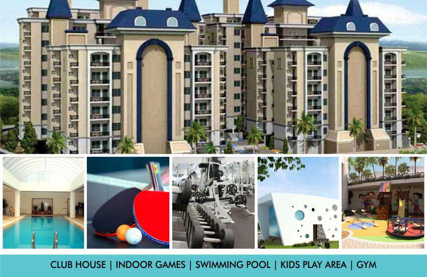 Amenities Manglam Residency Flats in Udaipur