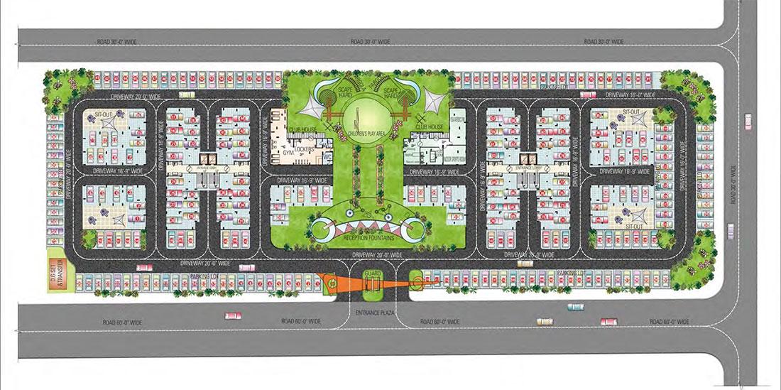 Manglam Aanchal Flats in Jaipur