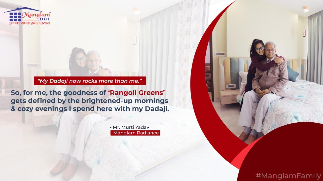 Rangoli Greens reviews