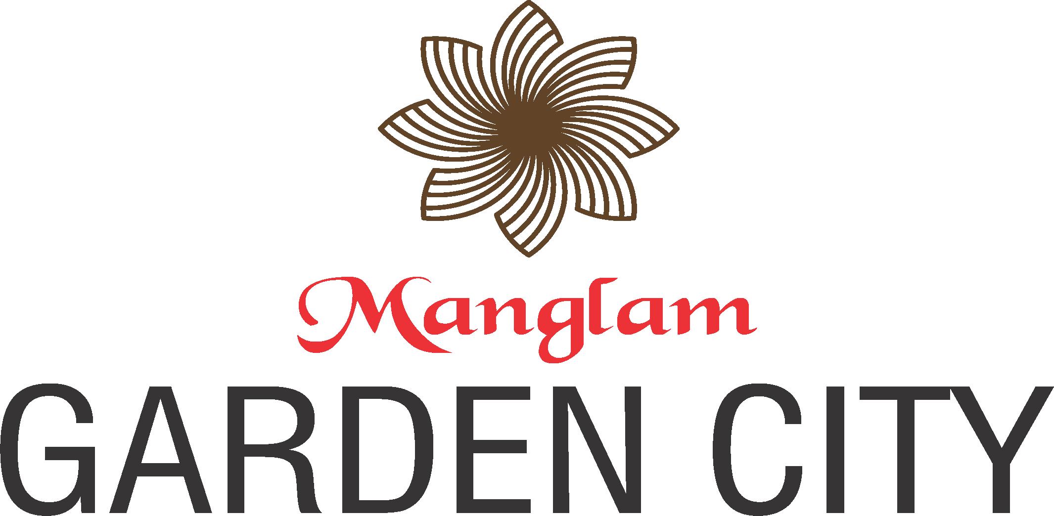 Manglam Garden City logo