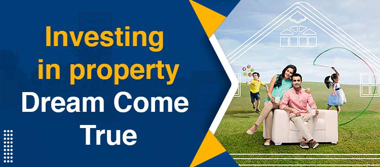 Investing in property: Dream Come True